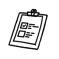 Icon für die Beteiligungsstufe Mitbestimmung