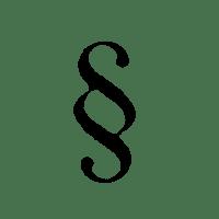 Icon für formelle Bürgerbeteiligung