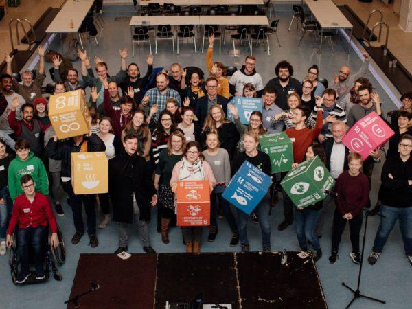Ludwigsburg erhält Zusage im Förderprojekt Global Nachhaltige Kommune