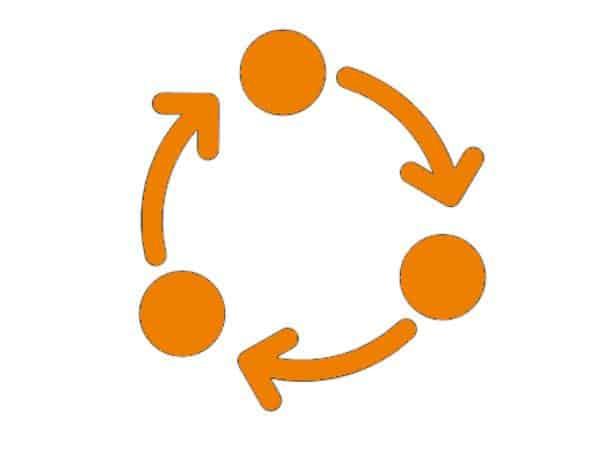 Icon Kreislauf